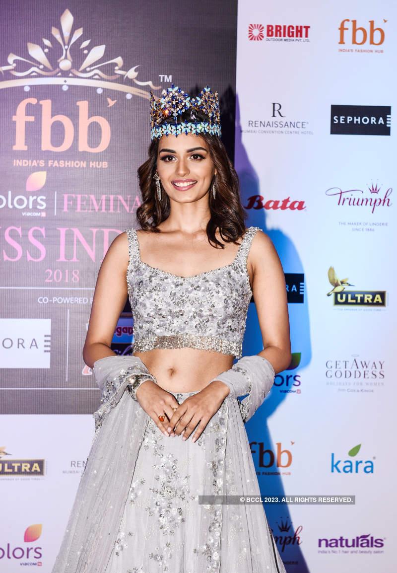 Miss India 2018 Sub Contest: Red Carpet