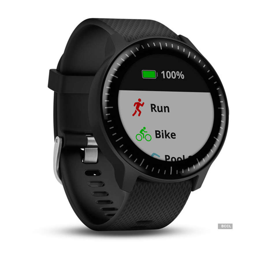 Garmin Vivoactive 3 Music smartwatch launched