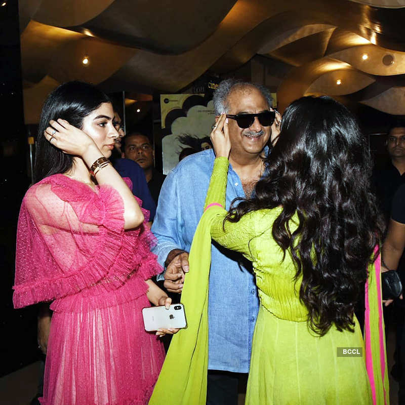Pictures of these Bollywood's doting dads, who would remind you of your father