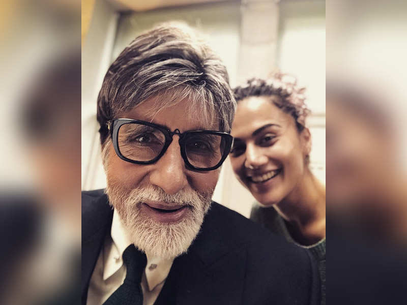 Image result for amitabh taapsee badla