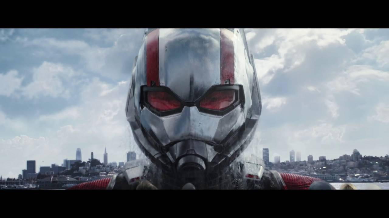 Ant Man and The Wasp - Movie Clip