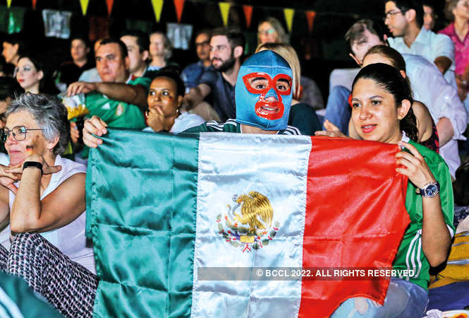 File24-A-Mexican-fan-in-a-lucha-libre-mask-(traditional-Mexican-wrestling-mask)