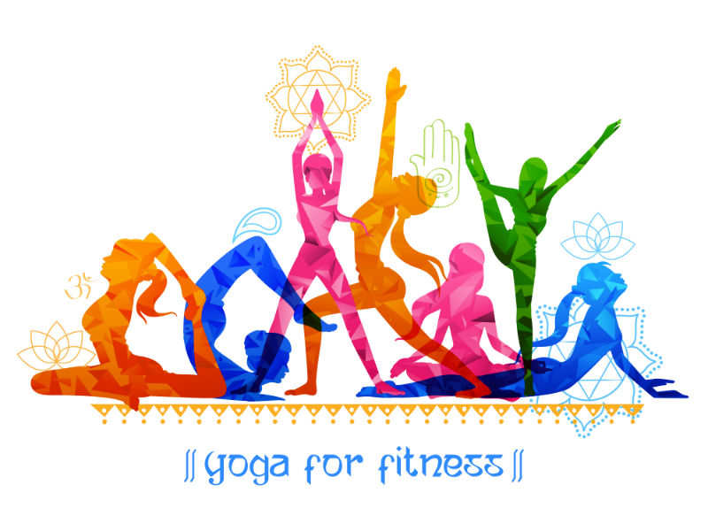 Image result for images of yoga day celebrations in 2019