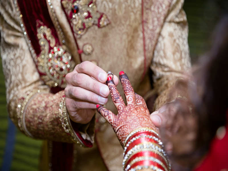 The saga of a typical arranged marriage