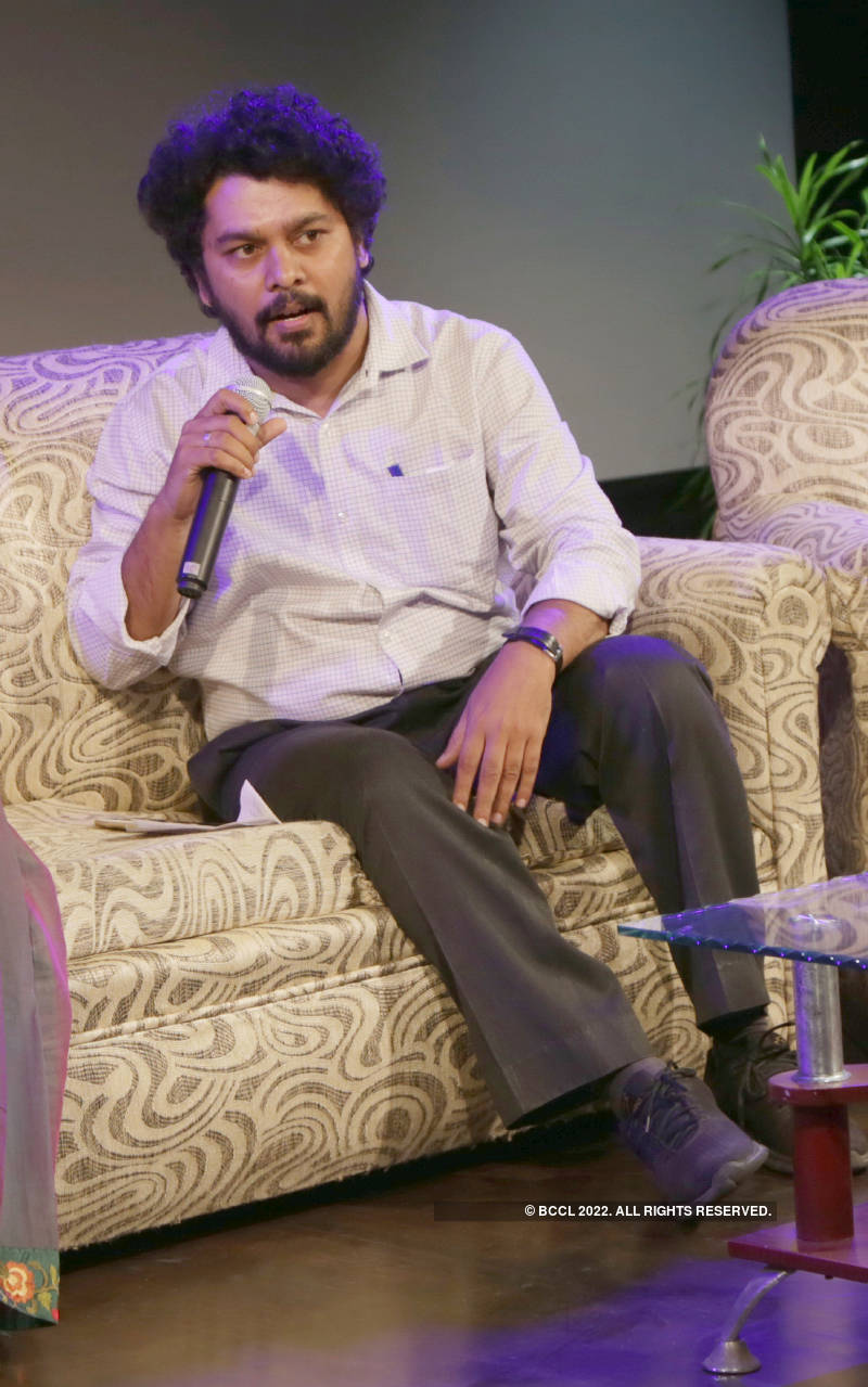 Students join hands for a short film festival