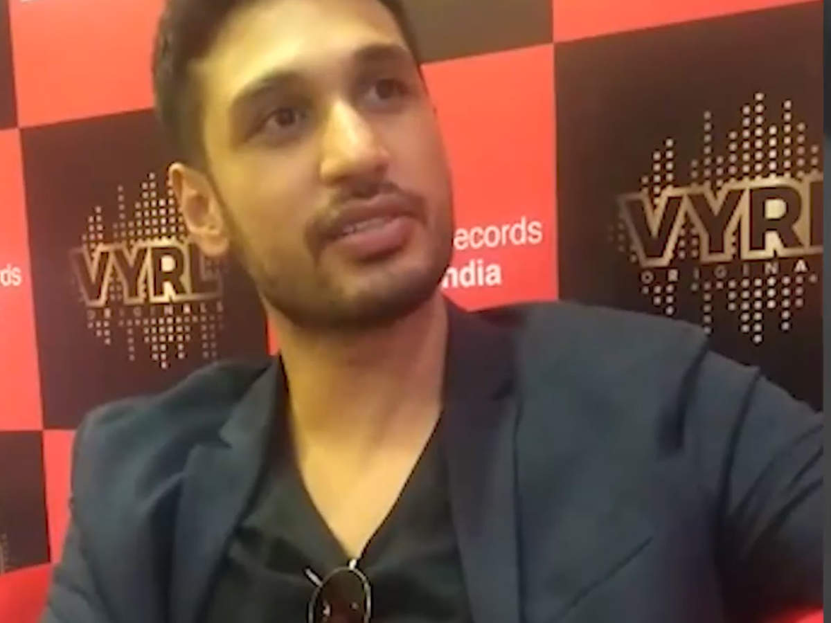 Singer Arjun Kanungo talks about his passion for music