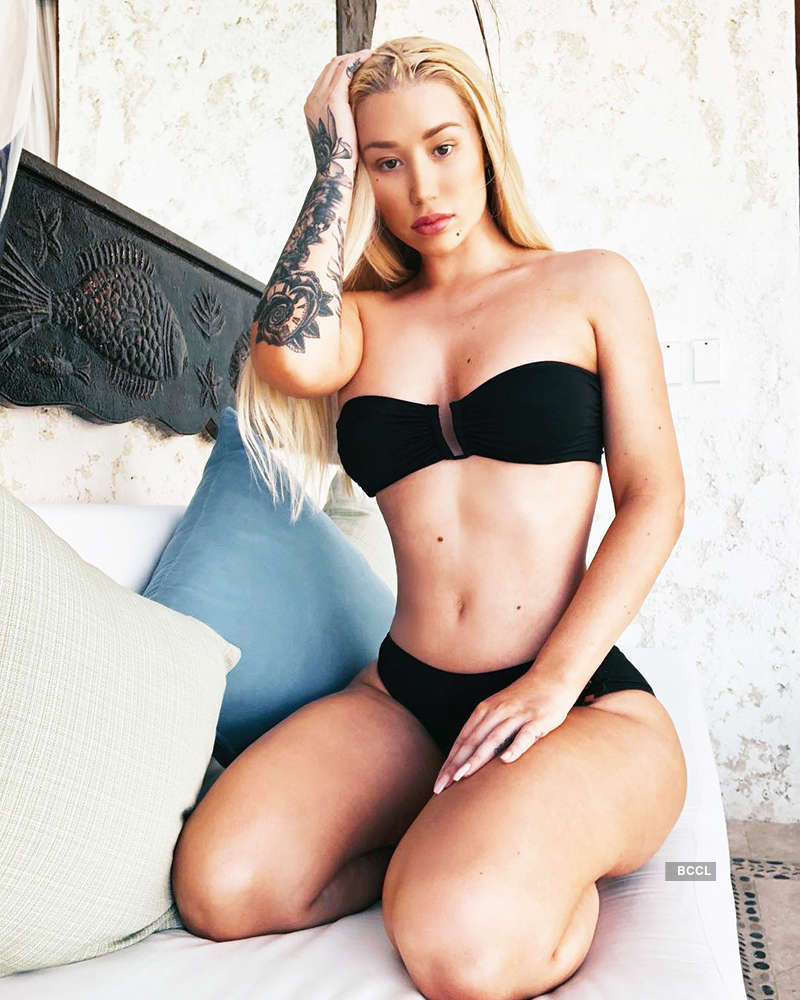 Iggy Azalea's nude photos LEAKED online: Rapper immediately quits social media...