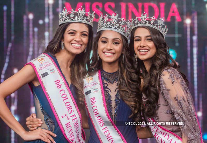 Femina Miss India 2018: Crowning Moments