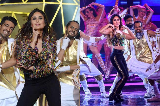 Kareena Kapoor dance at Miss India 2018