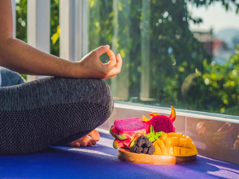 Yoga diet: What to eat and when | The Times of India