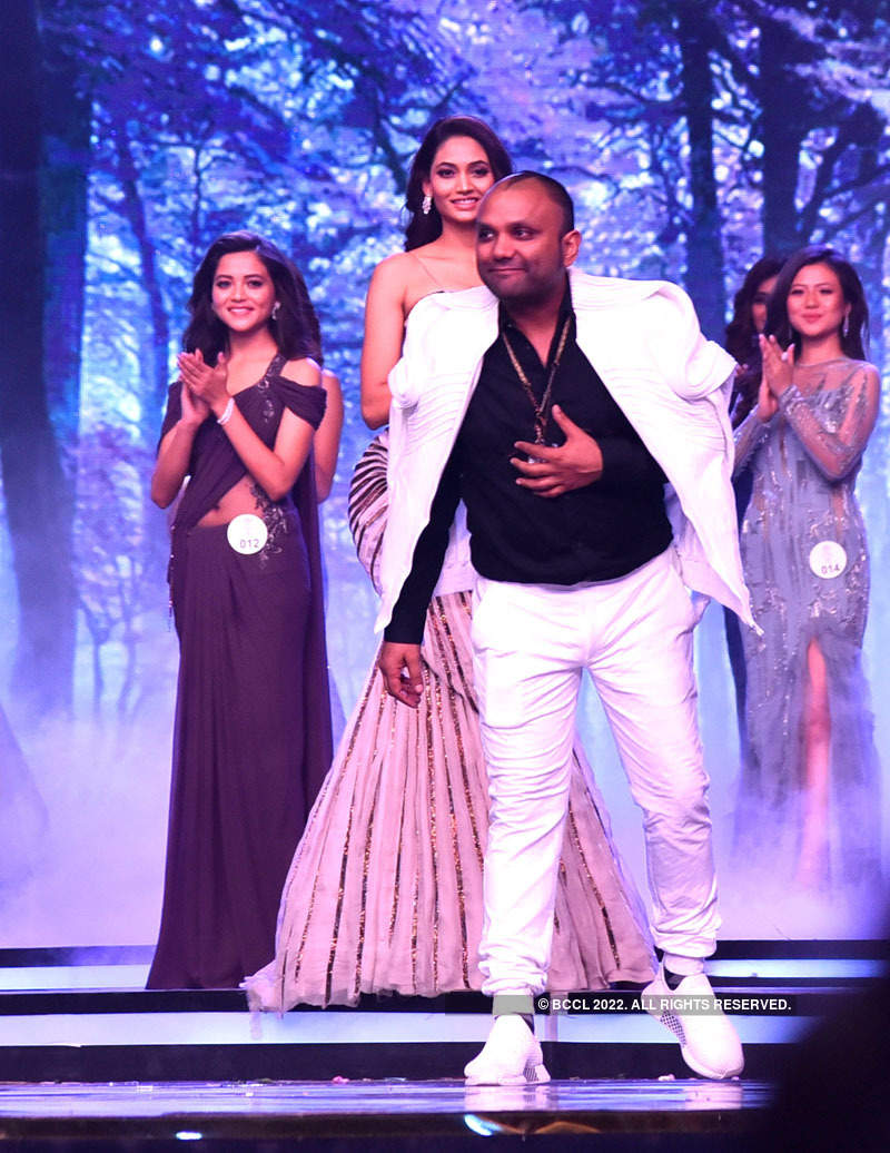fbb Colors Femina Miss India 2018: Gaurav Gupta Round