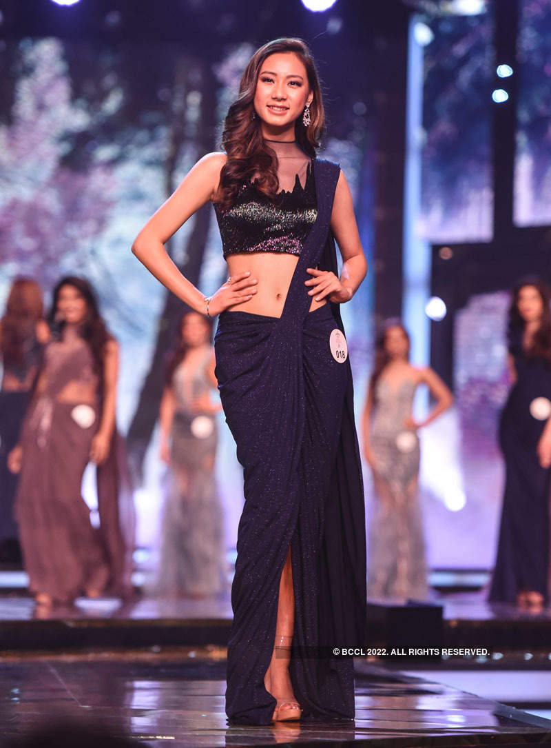 fbb Colors Femina Miss India 2018: Gaurav Gupta Round