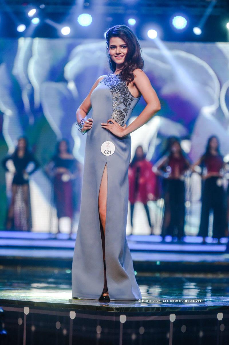 fbb Colors Femina Miss India 2018: fbb Round