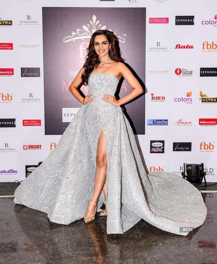 fbb Colors Femina Miss India 2018: Arrivals