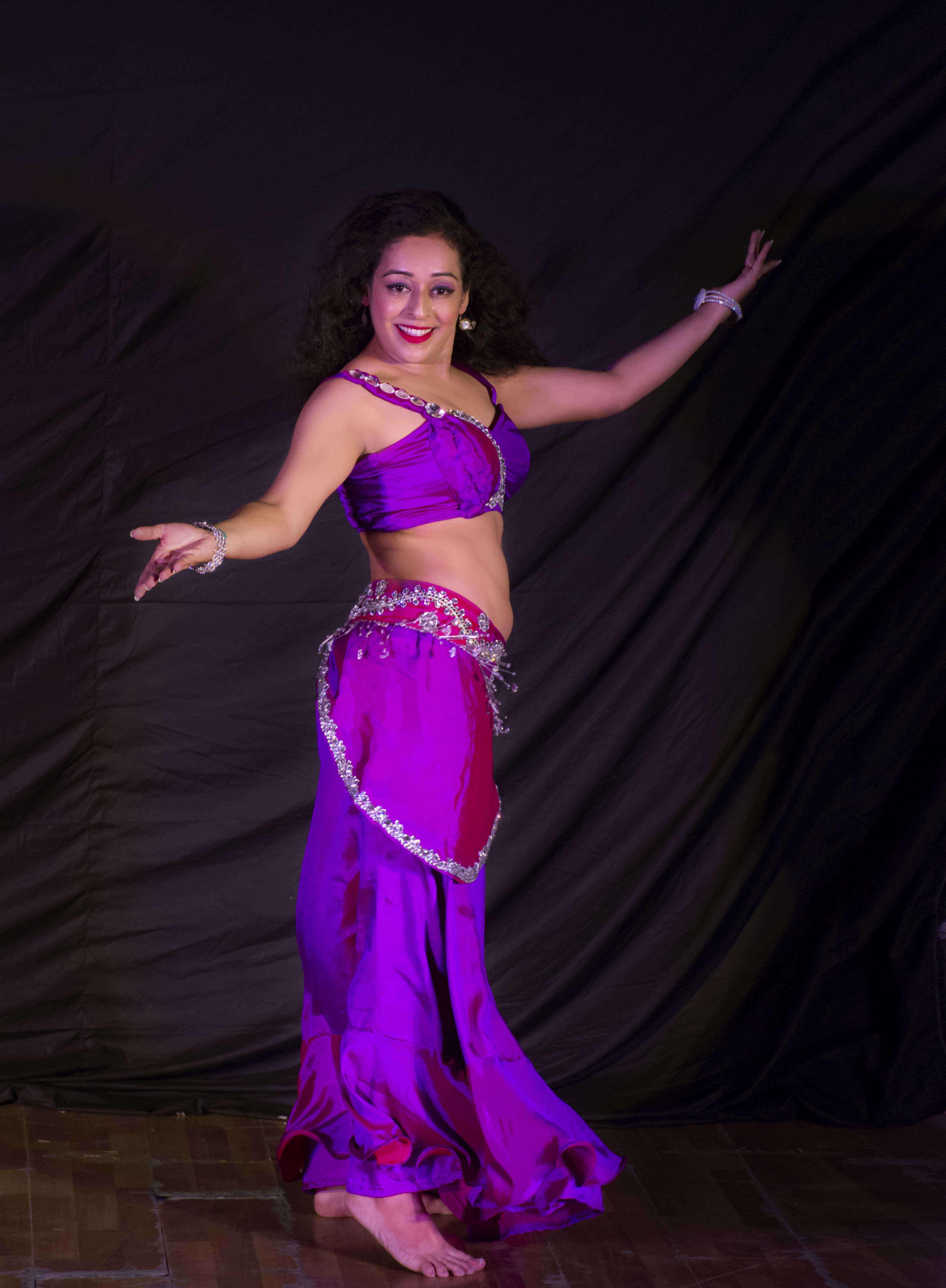 Taal-e-Hafla: One of its kind Belly Dancing performance in