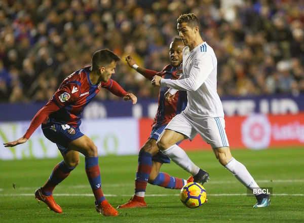 Cristiano Ronaldo becomes Europe's top scorer