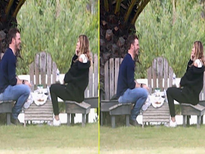 Chris Pratt-Katherine Schwarzenegger enjoy a picnic together