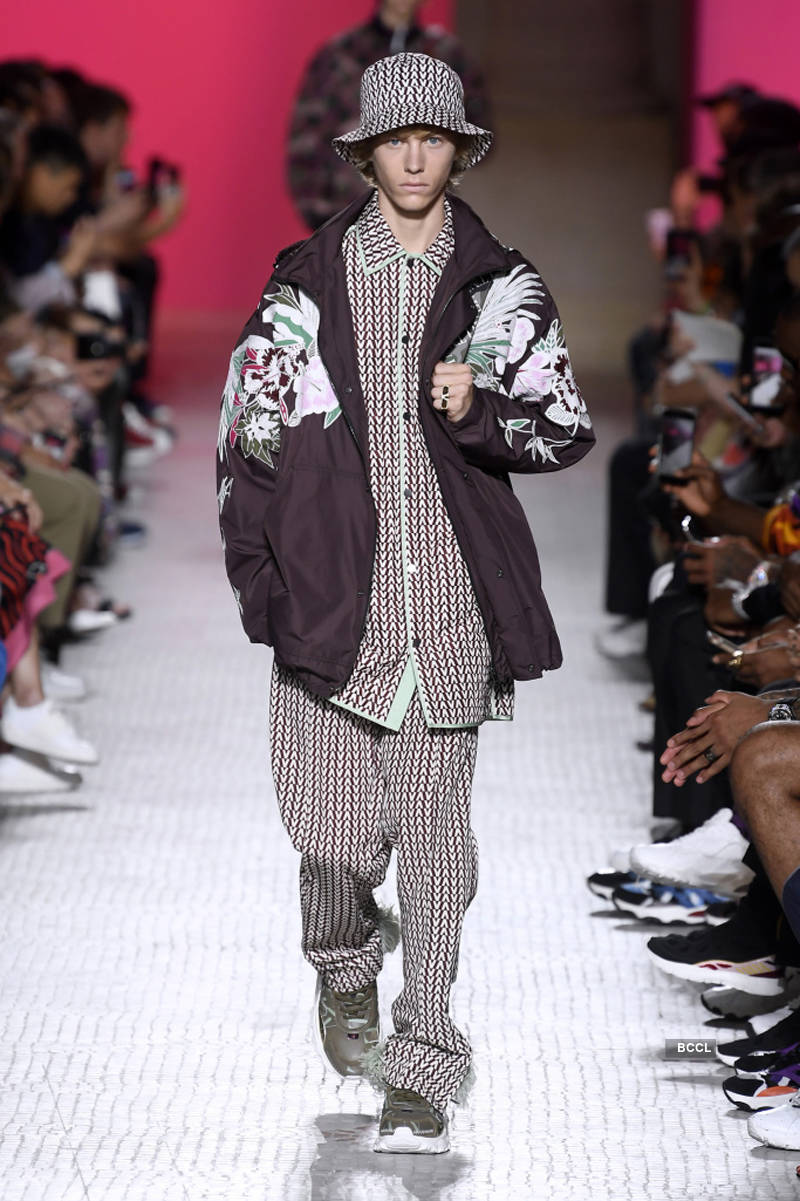 Paris Men's Fashion Week: Valentino Men's