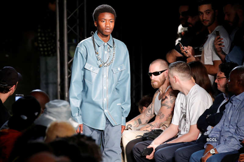 Paris Men's Fashion Week: Virgil Abloh