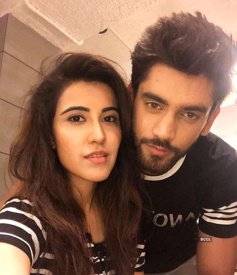 TV stars Rohit Purohit and Sheena Bajaj part ways