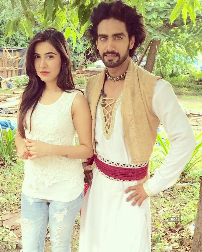 TV stars Rohit Purohit and Sheena Bajaj part ways