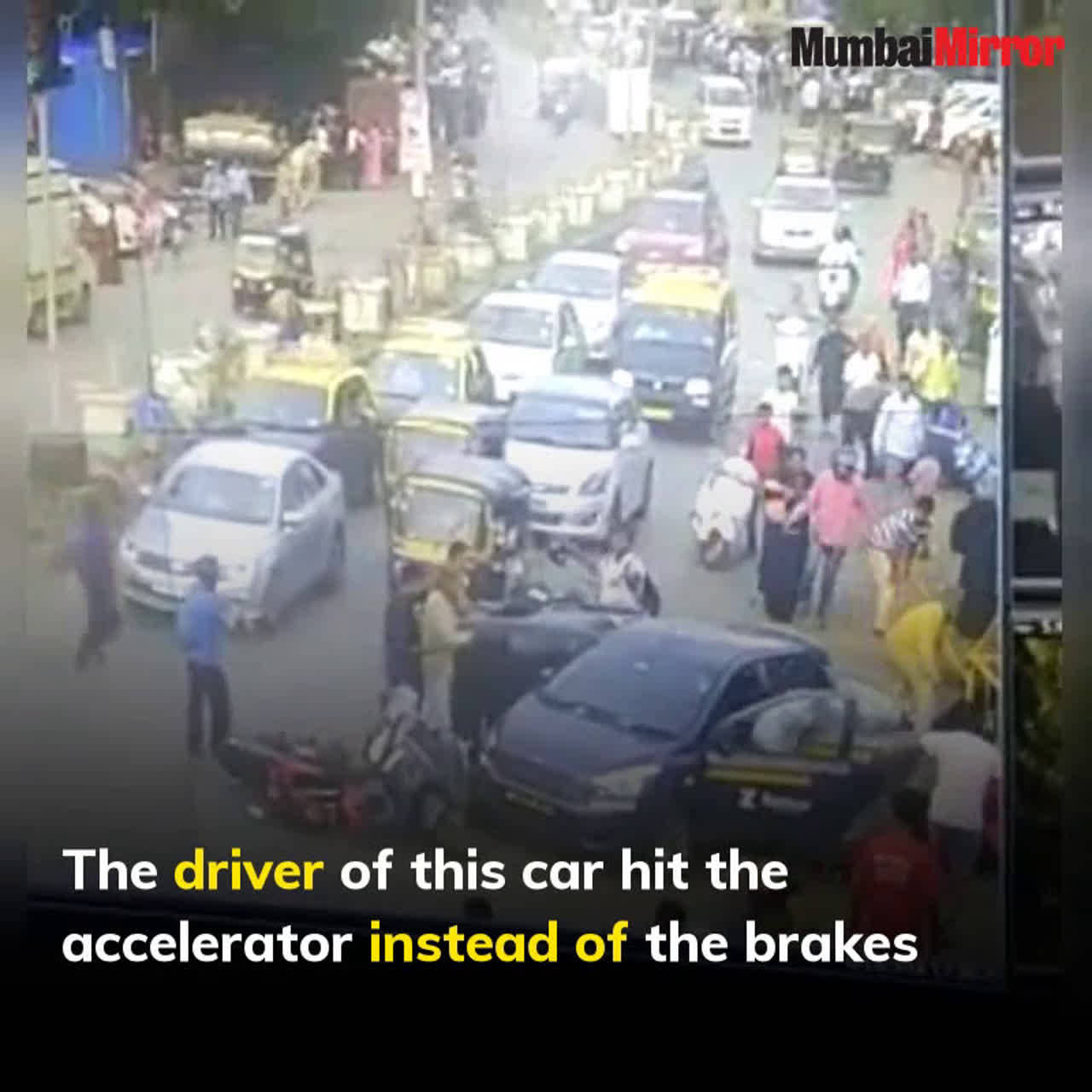 Drive Accident