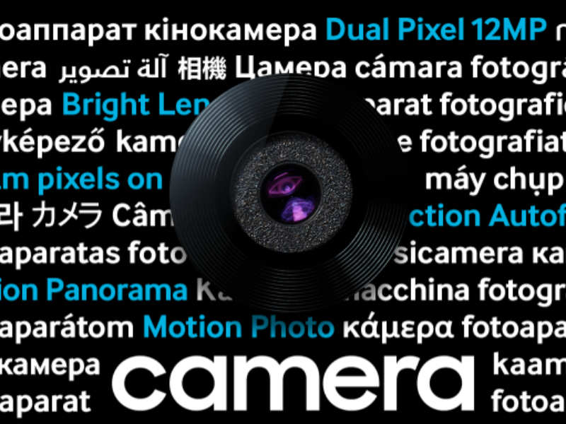 Megapixel (MP): This is mainly the size of the image captured from a digital camera and smartphone camera