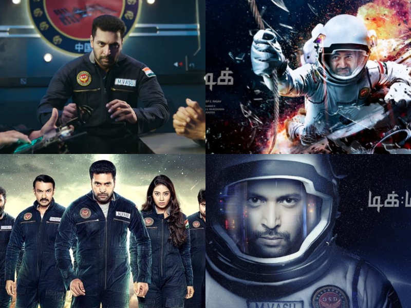 Tamilrockers 2018 new movies download tik tik tik | Tik Tik