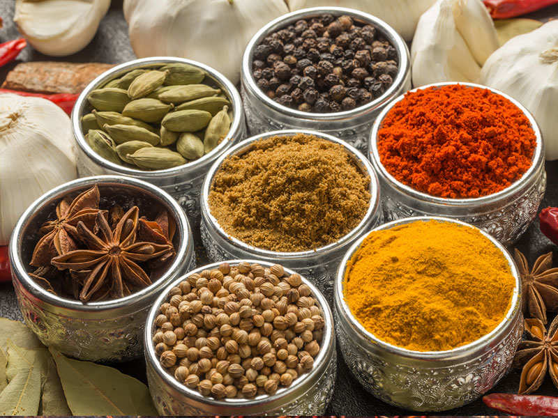 30 common Indian spices and what they are called in English