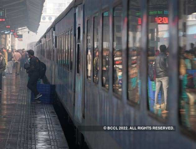 Here's how an IIT is working on making your train journeys safer   Gadgets Now