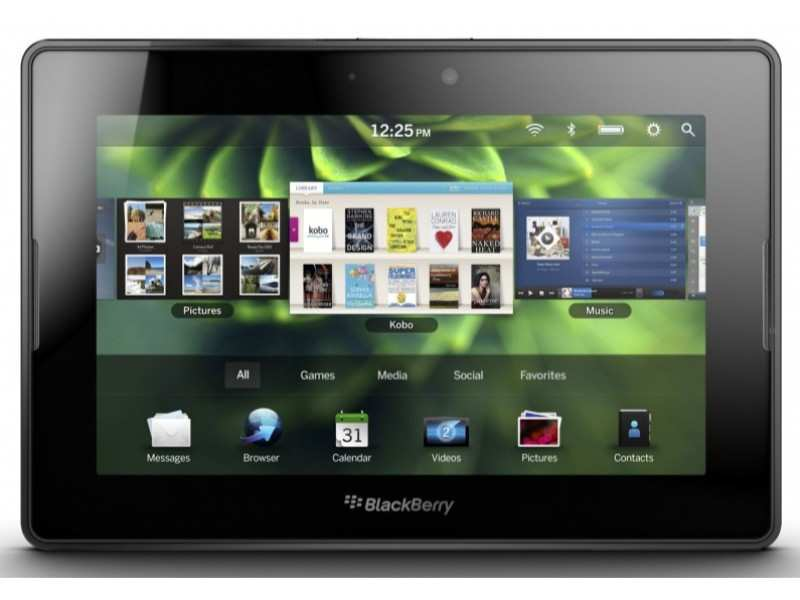 BlackBerry PlayBook: RIP (2011-2013)