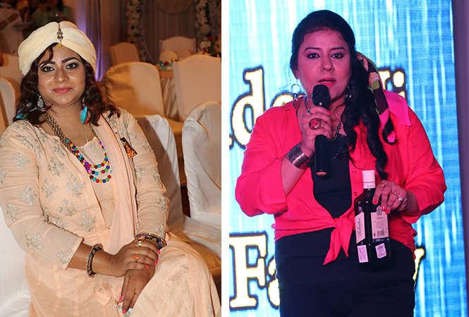 (L) Farhad (R) Namita Tandon (BCCL/ Unmesh Pandey)