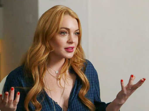 Lindsay Lohan wants people to get over her past