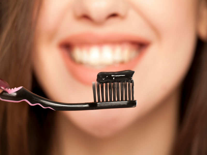 Is Charcoal Safe To Whiten Your Teeth The Times Of India