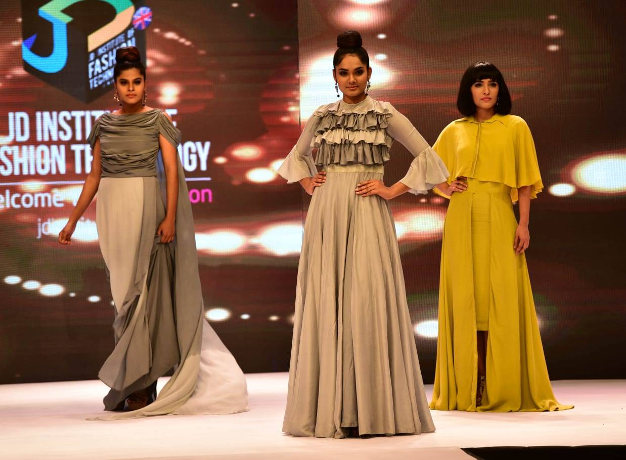 Jd Institute Kochi Celebrates Fashion Events Movie News Times Of India