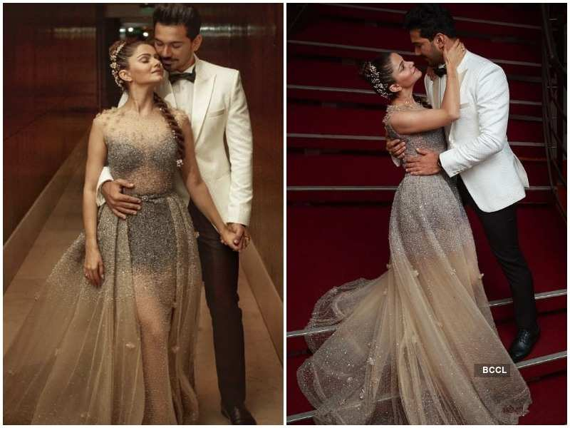 Rubina Dilaik And Abhinav Shukla Who Tied The Knot In A Grand Ceremony Shimla On June 21 Are Back Bay Have Resumed Shooting For Their