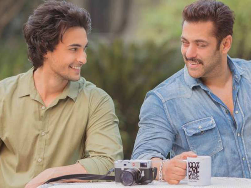 Aayush Sharma reveals how Salman Khan is particular about his cast on films