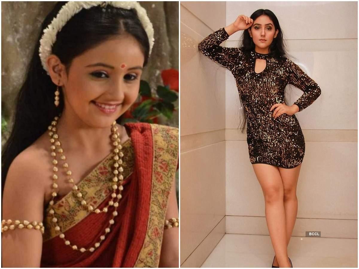 Jijaji Chhat Par Hai Fame Hiba Nawab Looks Unrecognisable As A Child