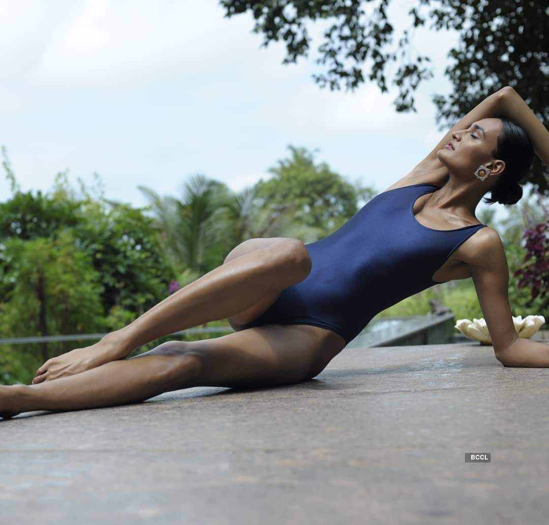 Rachel Maria Bayros started her modelling career at 16