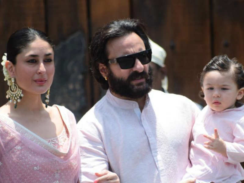 Saif Ali Khan reveals that he is tired of answering questions about Kareena and Taimur