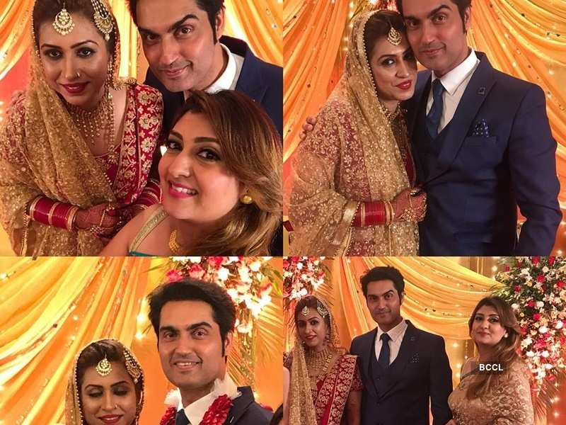 Karmphal Daata Shani actor Kunal Bakshi gets hitched to longtime girlfriend Ababeel