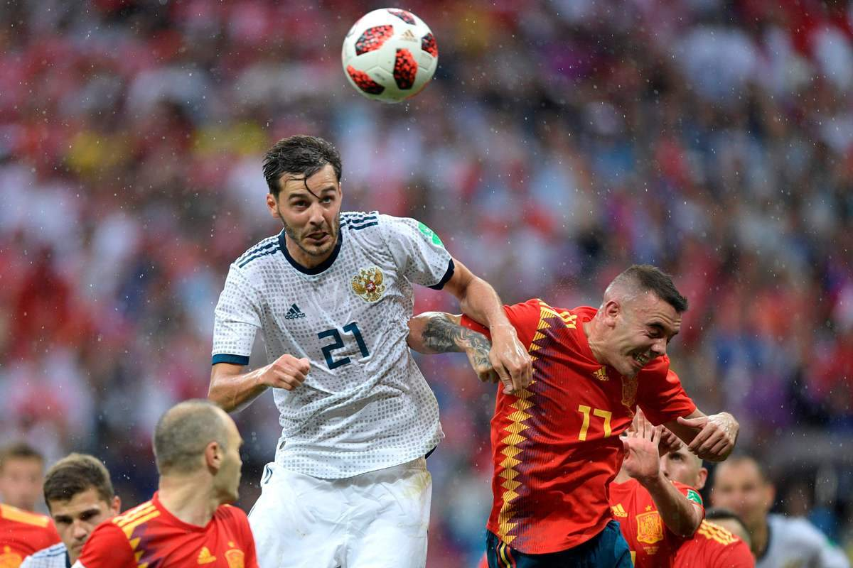 FIFA World Cup 2018: Spain eliminated