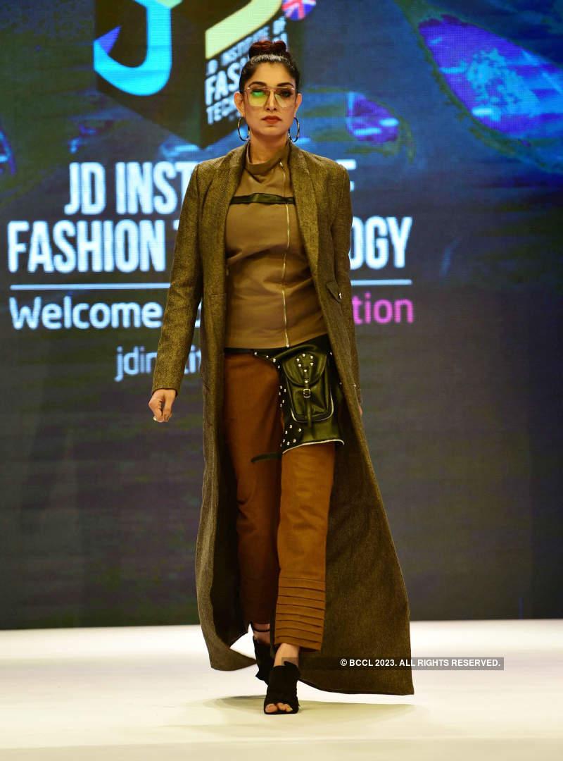 Kochi's budding designers flaunt their creations