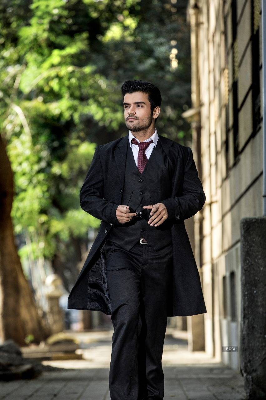 """""""My first film is literally a result of my hard work, blood, sweat, and tears,"""" says actor Rahul Sharma on his Bollywood debut"""
