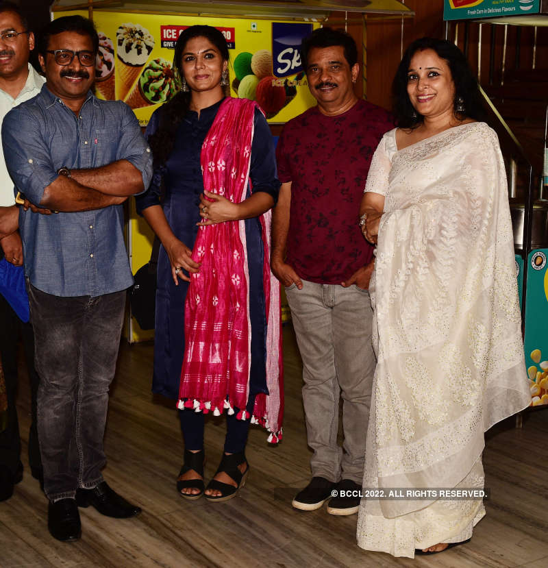 Bhayanakam: Screening