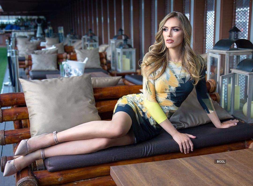 Angela Ponce: First transgender to compete in Miss Universe
