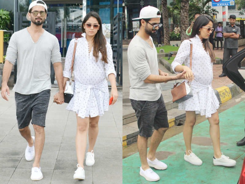 a18d910624c You can t miss Mira Rajput Kapoor s pregnancy fashion!