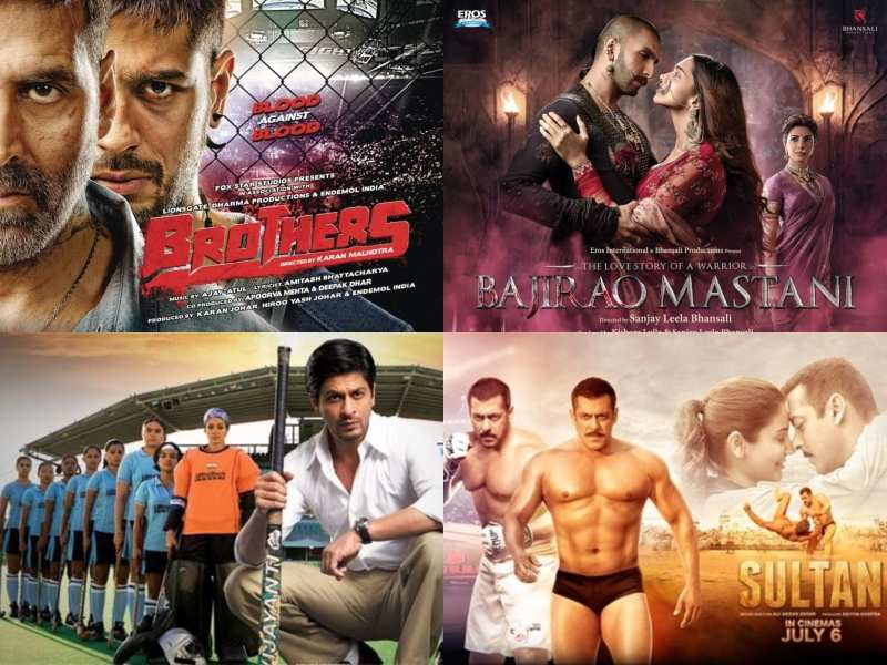 Motivational Bollywood songs that will make you hit the gym