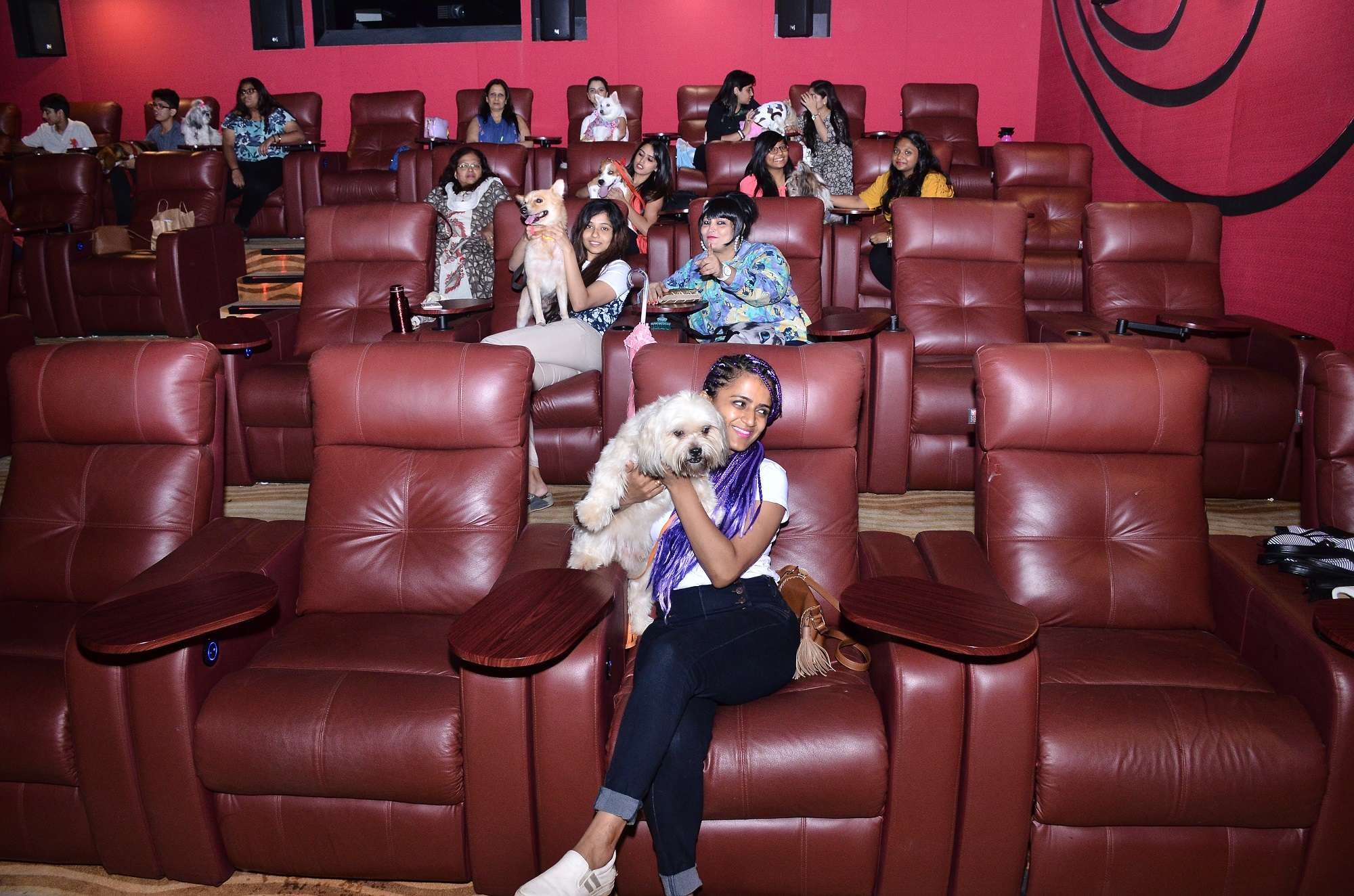 Isle of Dogs host a special screening for Dog lovers 2