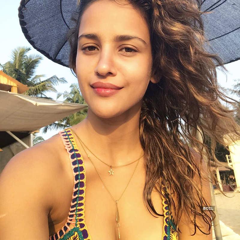 Aisha Sharma flaunts her summer tan in these latest bikini pictures